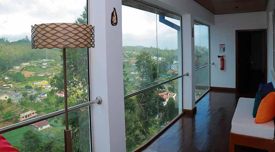 Master Bedroom Kitchenette blue meadows - the luxury hotel in nuwara eliya